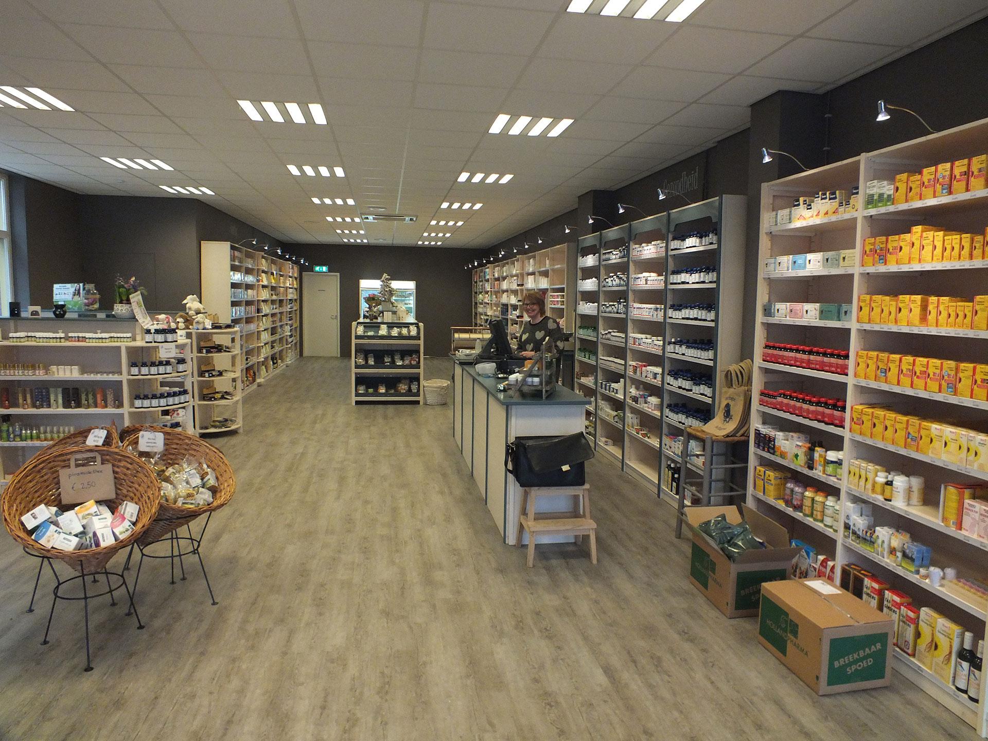 Winkelstellingen-natuurwinkel